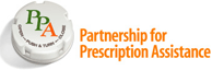 Partnership for Prescription Assistance Logo